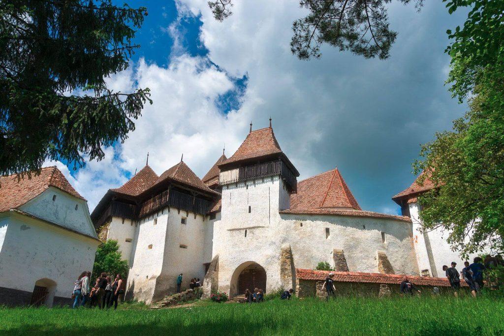 Viscri Transylvania villages