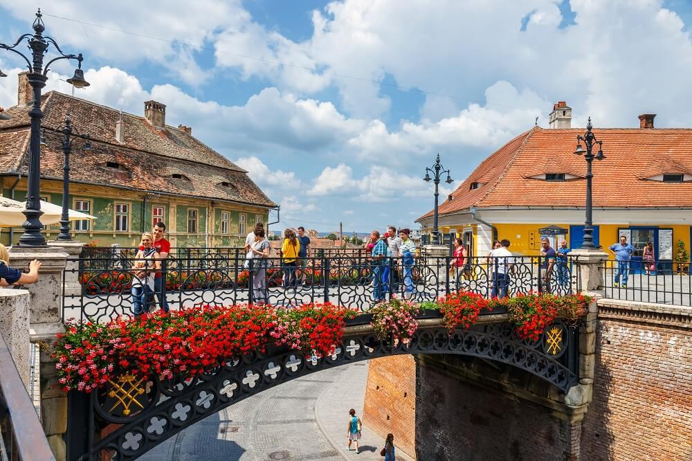 DMC Eastern Europe. Sibiu