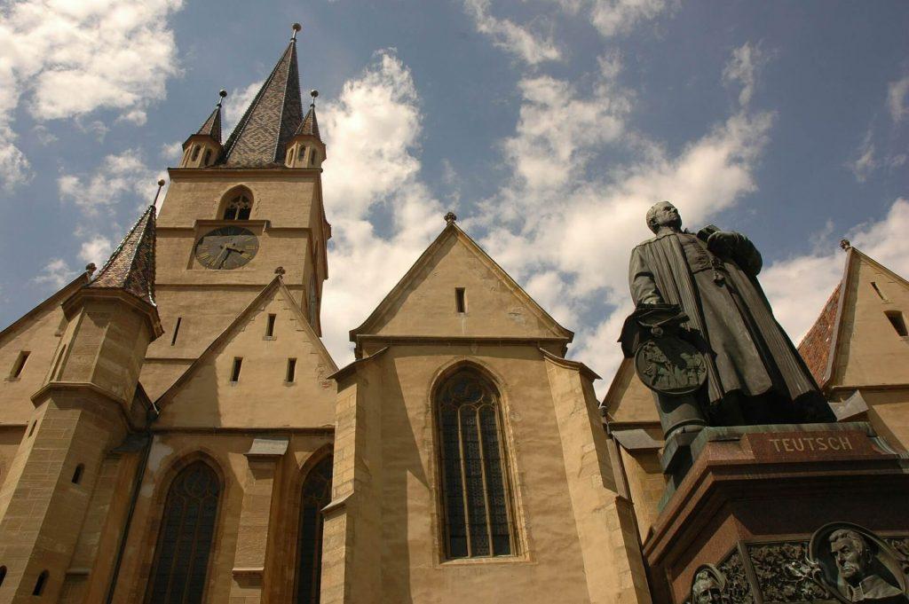 Visit Romania Sibiu