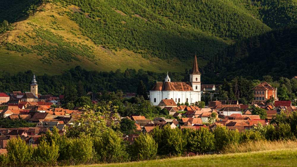 omania destinations Transylvania