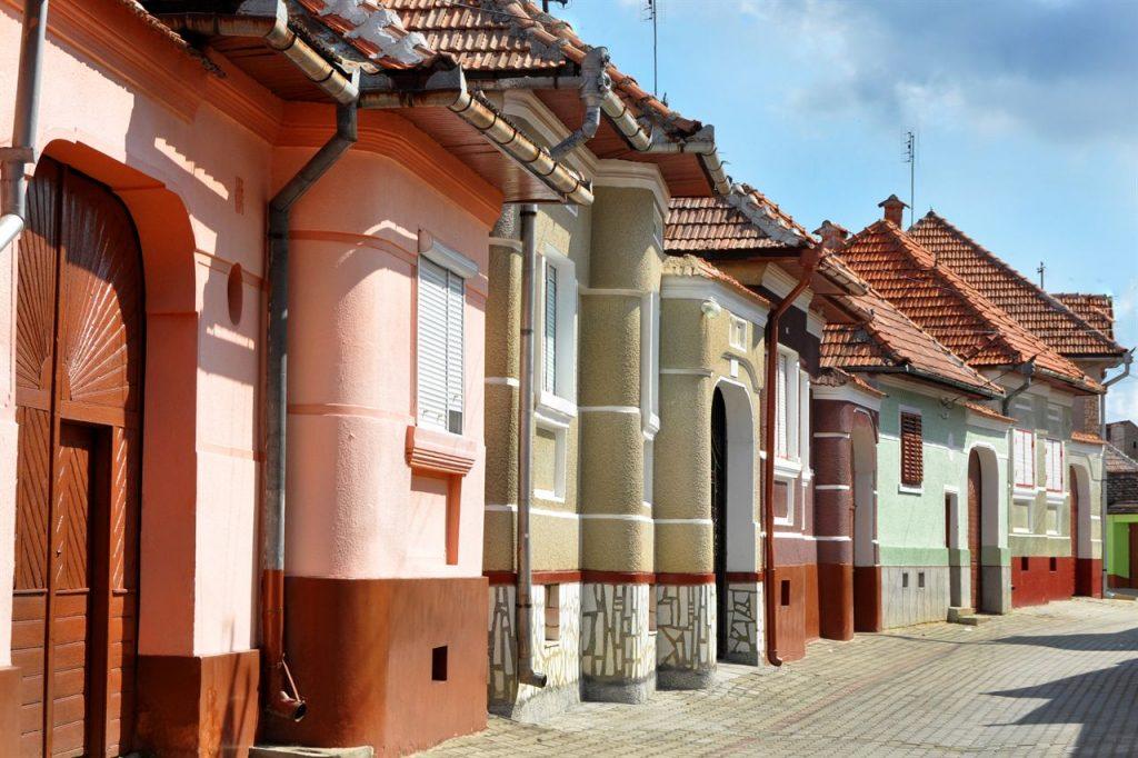 Romania destinations Marginimea Sibiului