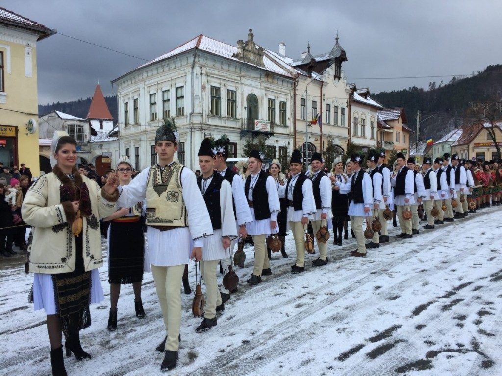 Romania destinations Transylvania villages