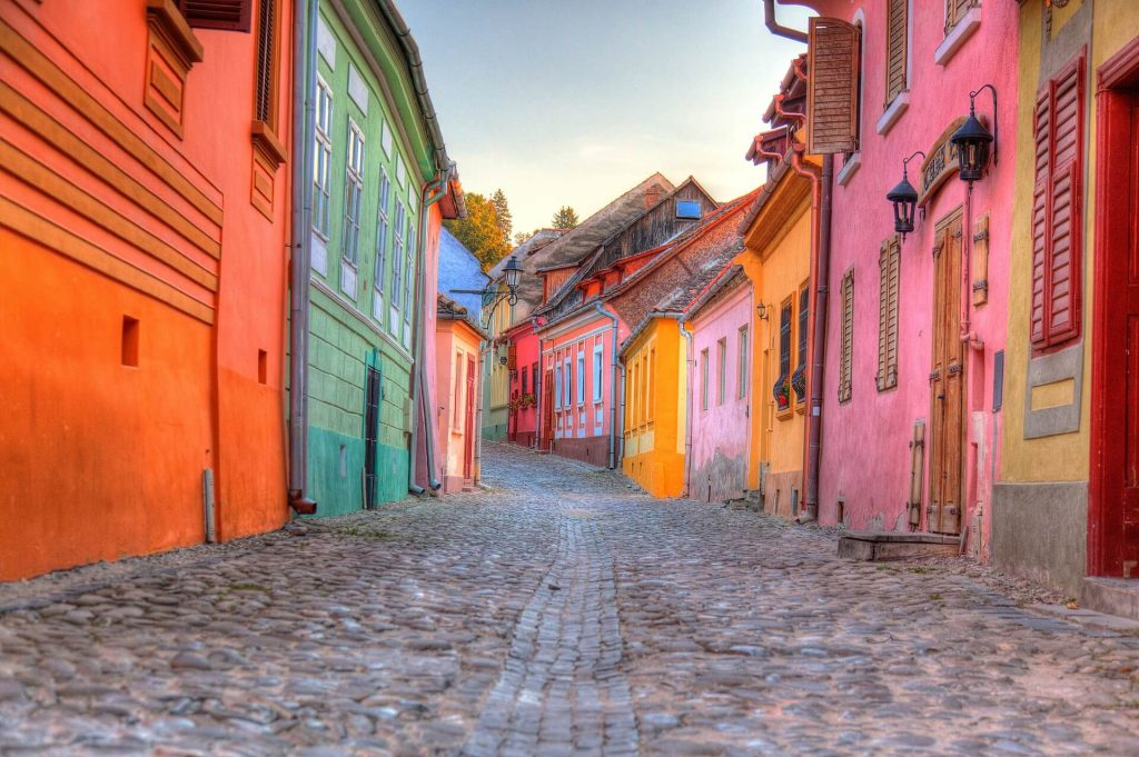 Sighisoara Group travel