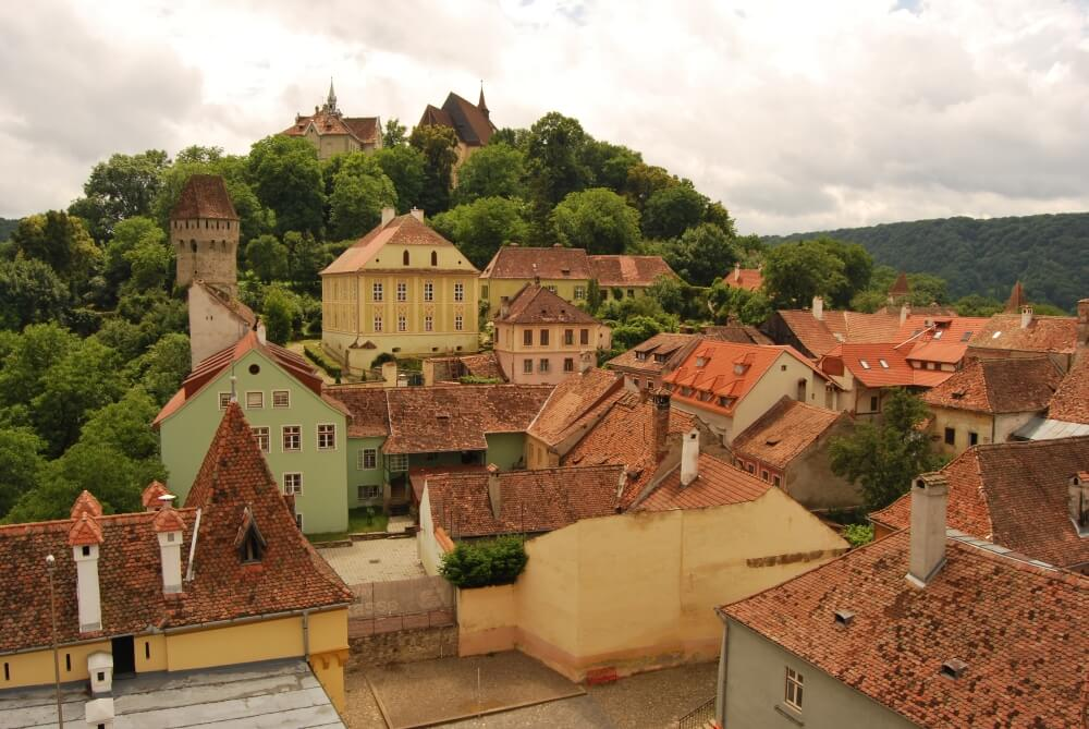 Tourist attractions Sighisoara
