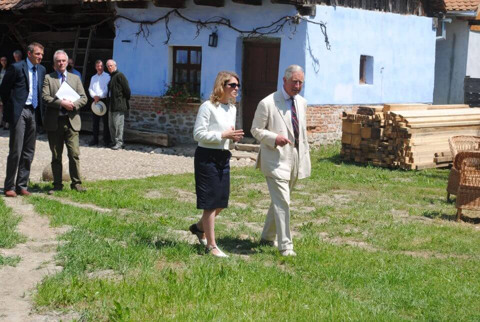 Viscri Transylvania Romania