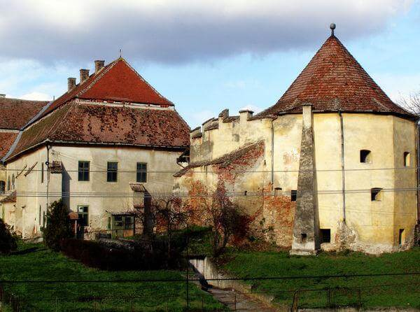 castels Transylvania