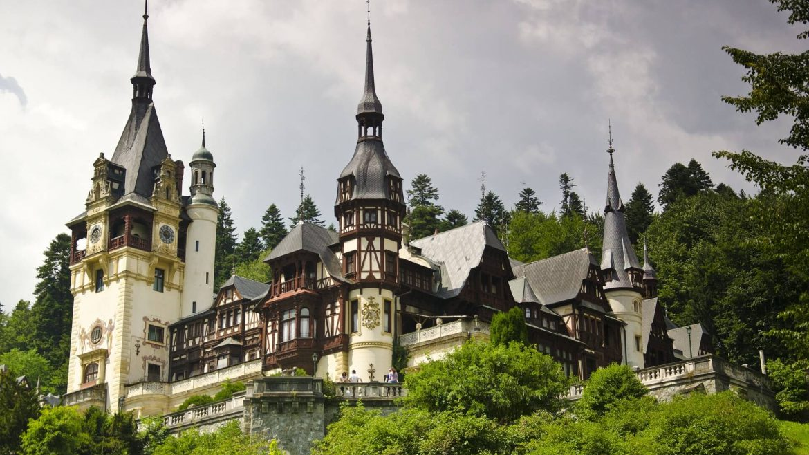 sinaia, a fairy-tale destination